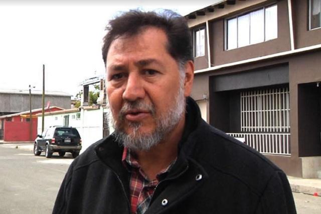 Es excesivo llamar honesto y bueno a Meade, dice Fernández Noroña