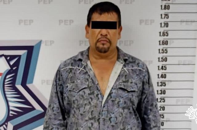 Cae El Norteño en Xicotepec; lideraba a 50 delincuentes