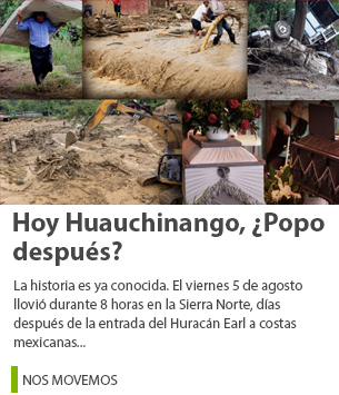 Hoy Huauchinango, ¿Popo después?
