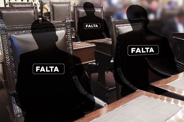 Diputados de la 4T, los más faltistas en el Congreso de Puebla