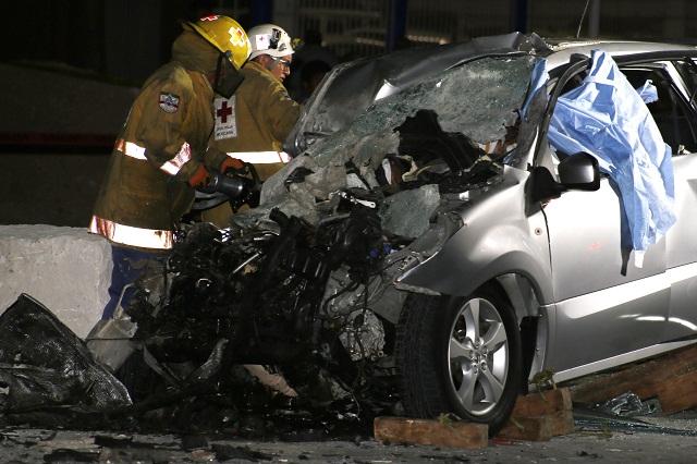 Ocurren 7 de cada 10 accidentes viales por uso de celular: SUMA