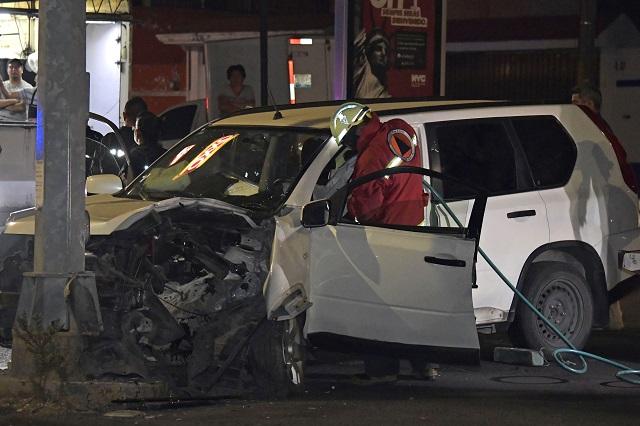 Padece Puebla 8 accidentes viales al día y suma 25 muertes en 2019