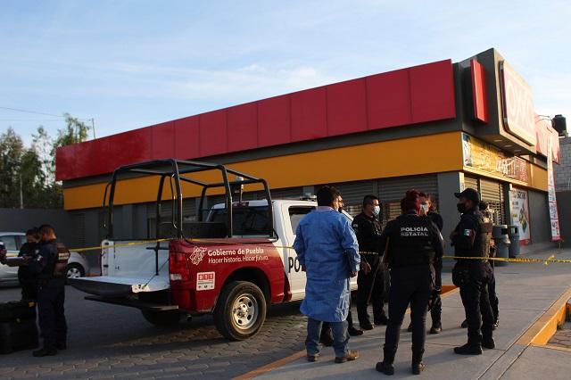 Gobierno estatal es el que da seguridad a la capital: Barbosa