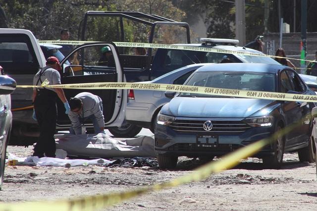 Fallece en hospital el segundo baleado en Santa Anita