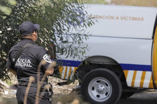 Otra vez dejan a desmembrado en una caja en Xochimehuacán
