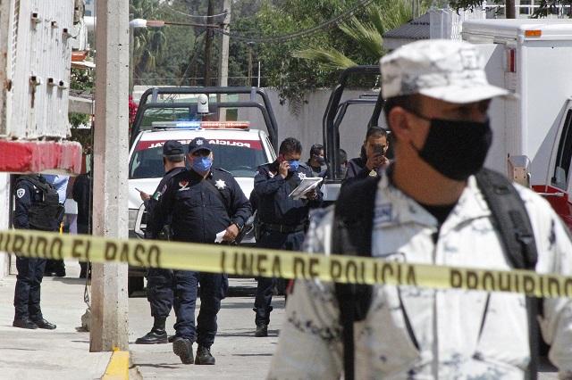 Deja miércoles negro a 5 ejecutados en Puebla