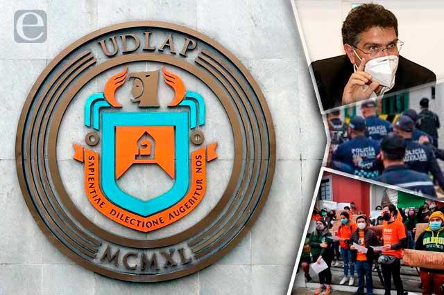 Llama Ríos Piter a dialogar para reabrir campus UDLAP