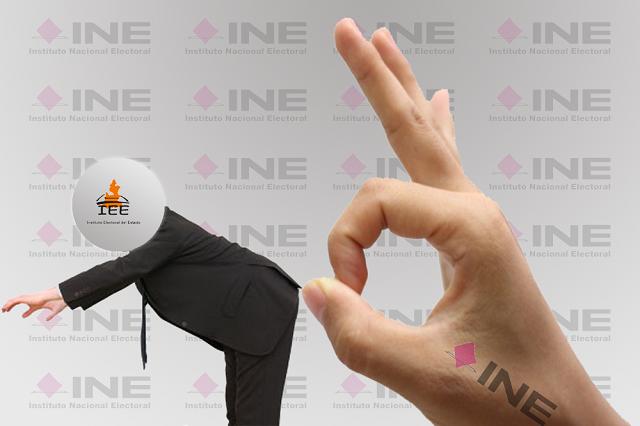 Consejeros del IEE en Puebla aún son investigados por el INE