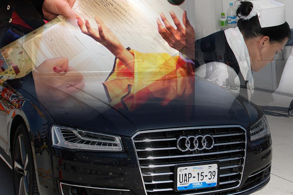 Chiapa tiene automotriz de lujo pero no cobra ni el predial a Audi