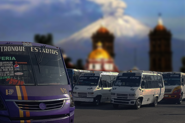 Más de 300 concesiones en riesgo de revocarse por paro en Puebla