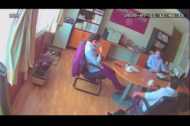 Renuncia encargado de la Sader en Puebla tras video-escándalo