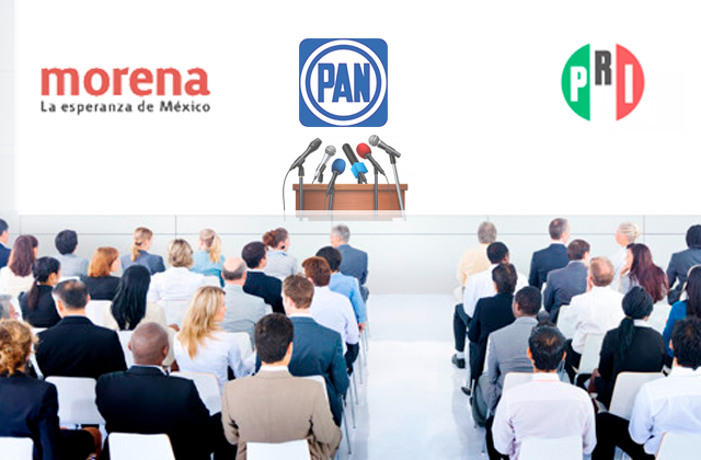 Garantiza INE amplia cobertura del debate entre candidatos