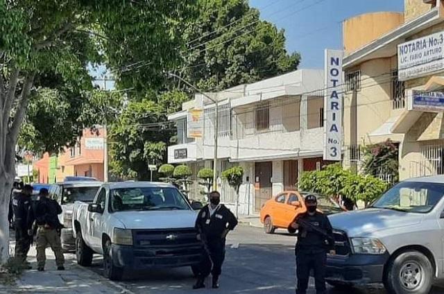 Por desacato a suspensión catean notaría 3 de Tehuacán