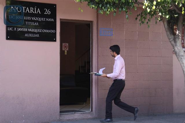 Testamentos a bajo precio durante 3 meses en Puebla