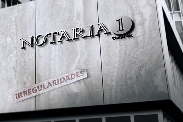 Investigan a 33 notarías de Puebla, confirma el gobierno del estado