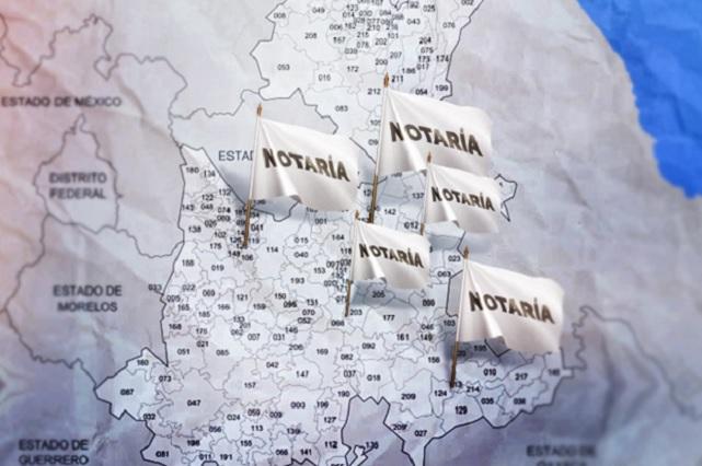 Morenovallistas renuncian a sus notarías, dice consejero jurídico