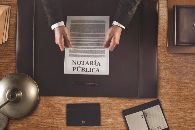 Gali también vetó reforma que regulaba entrega de notarías