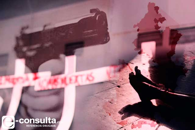 Desde 2013, Puebla en el top ten de homicidios de mujeres: Sinais