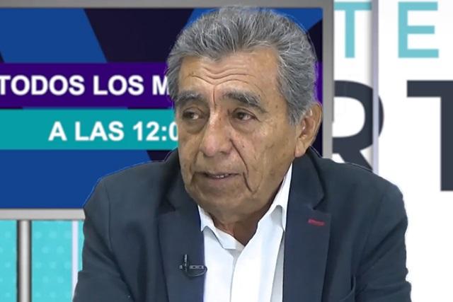 En Puebla, la 4T es solamente simulación, acusa Abraham Quiroz