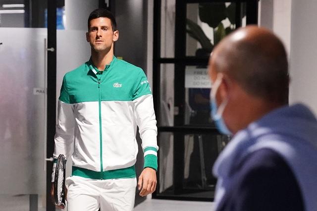 Pide Djokovic que torneos ATP se jueguen en una 'burbuja'; exige seguridad