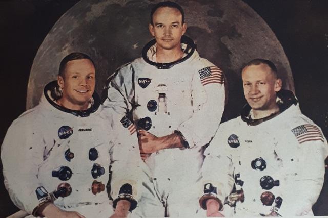 Hace 50 Años, de la mayor aventura del ser humano!! Conquista de la luna