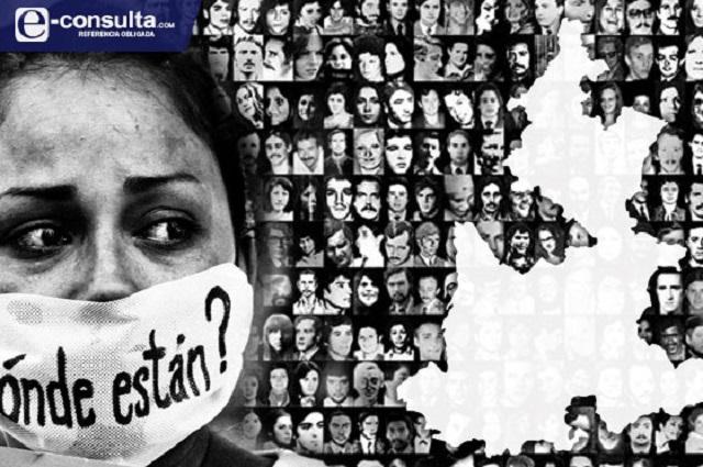 Registra Puebla a 628 personas desaparecidas y no ubicadas