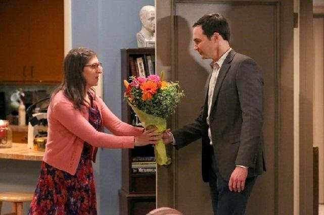 ¿Ya viste cómo será el vestido de novia de Amy en The Big Bang Theory?
