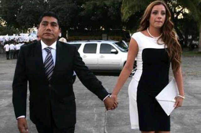Sin carrera política previa, novia de senador busca diputación plurinominal