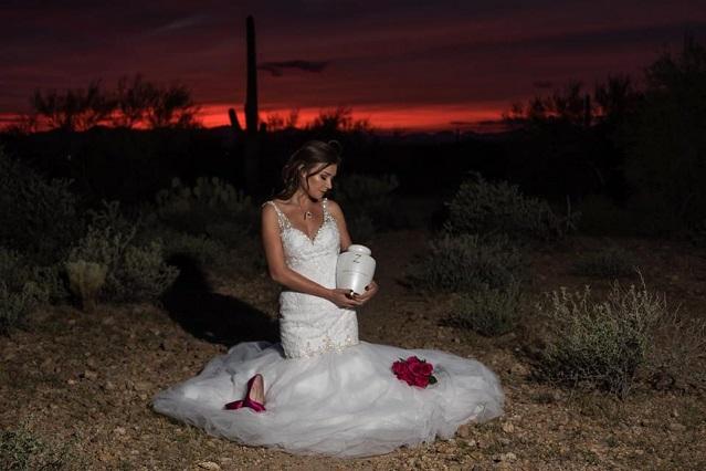 Se iba a casar, murió atropellado y su novia hizo esto en Facebook
