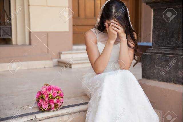 Amante arruina boda al presentarse vestida de novia y revela infidelidad