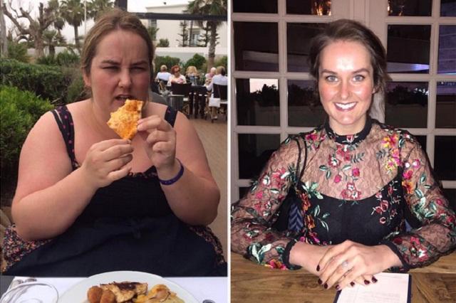 Reto superado: Novia logra perder más de 50 kilos antes de su boda
