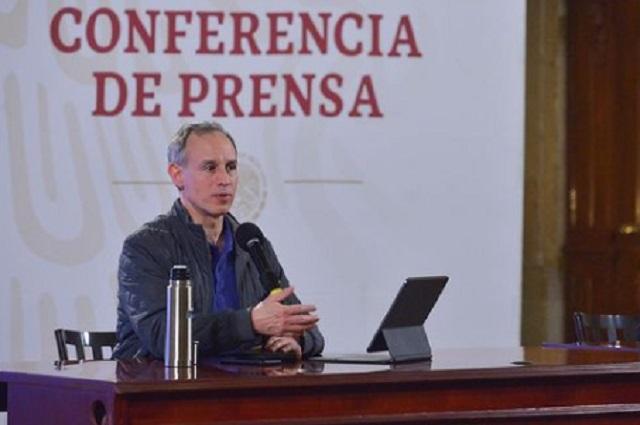 Revelan identidad de la pareja de Hugo López-Gatell
