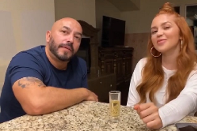 Video: Lupillo Rivera presume a su nueva novia