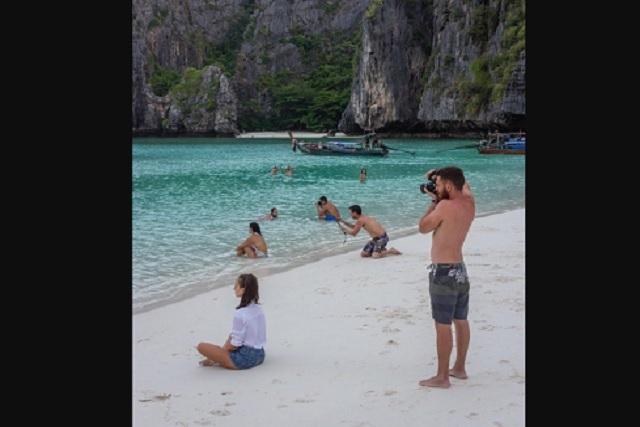El Novio de Instagram, el fotógrafo oficial de las chicas adictas a publicar retratos