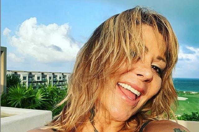 Alejandra Guzmán estrena galán de origen inglés: revela TvNotas