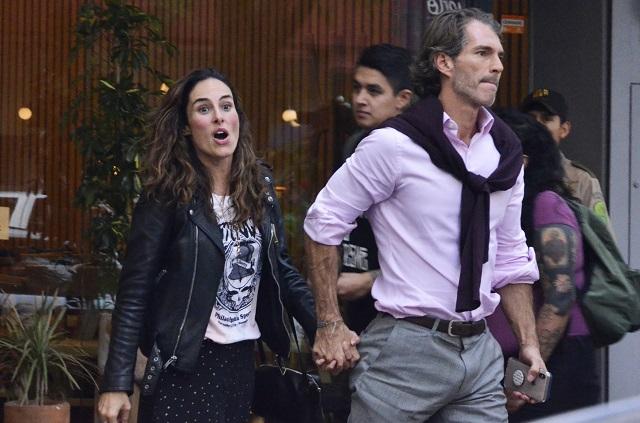 Novio de Ana Serradilla es acusado de agredir a su ex pareja Martha Cristiana