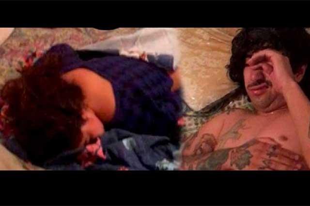 Cantante atrapa a su novio desnudo en su cama con su mejor amiga