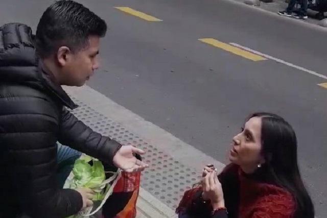 Video viral: Mujer pide matrimonio a su pareja y él la avergüenza