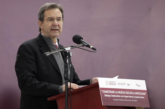 En 2021 finalizará mudanza de la SEP a Puebla: AMLO