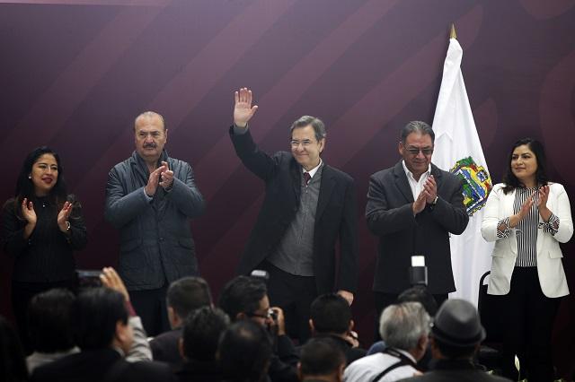 SEP federal al margen en revisión de ASE a la BUAP: Moctezuma