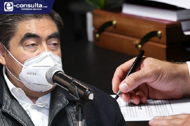Nueva ley acabará con los notarios por dedazo: Barbosa