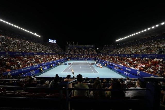 Abierto Mexicano de Tenis tendrá nueva sede en 2022