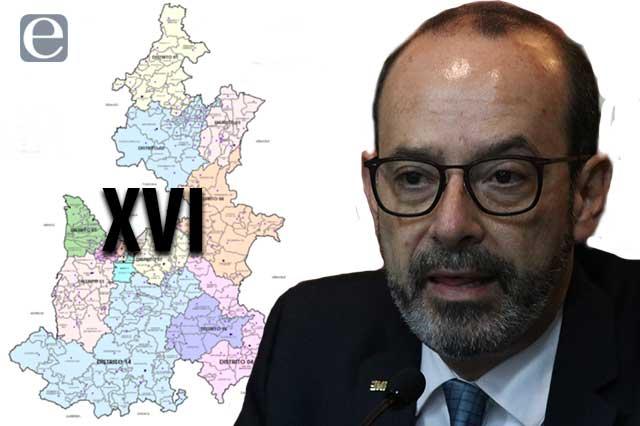 Alistan proceso de nuevo distrito electoral en Puebla