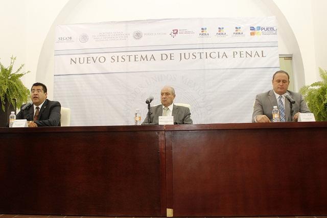Confía Canacintra en acortar plazos legales con nuevo sistema penal