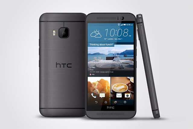 Llega a Puebla el Smartphone HTM One M9