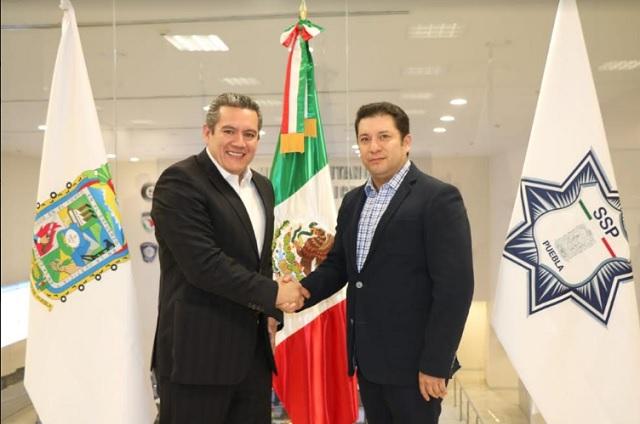Gustavo Huerta, nuevo subsecretario de investigación e inteligencia de SSP