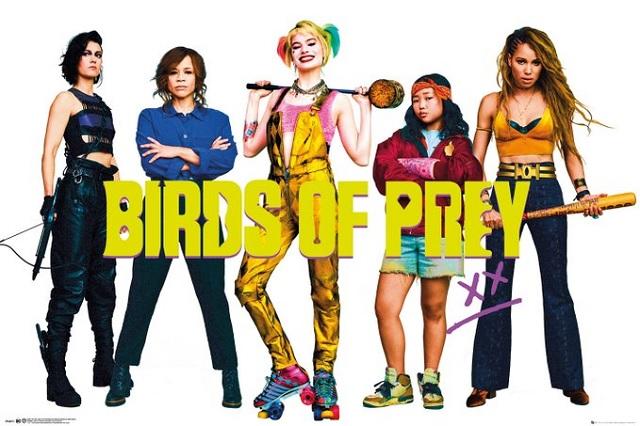 Warner lanza nuevo adelanto de Aves de Presa