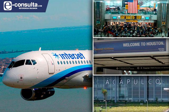 Despega en 2021 el vuelo de Interjet entre Puebla y Acapulco