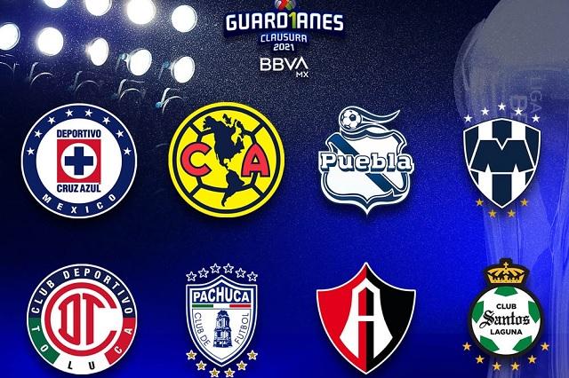 Liga MX anuncia cambio en los horarios de la Liguilla