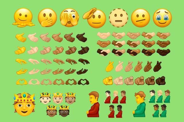 Vienen nuevos emojis y podrían incluir a un Hombre embarazado